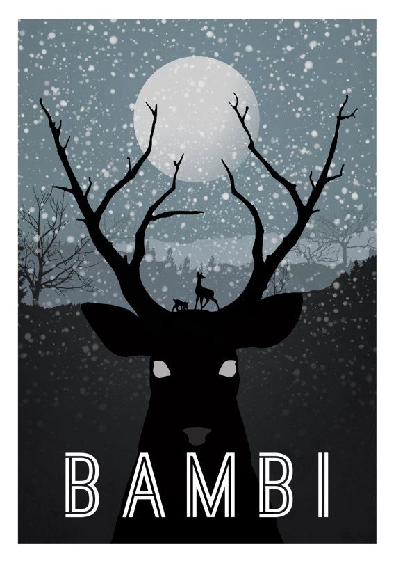 Bambi by Rowan Stocks