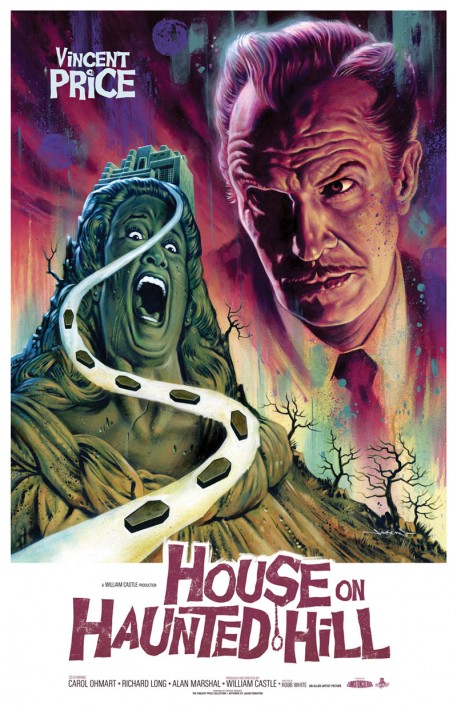 House on Haunted Hill by Jason Edmiston