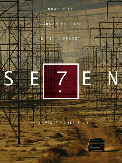 Se7en by Vincent Gabriele