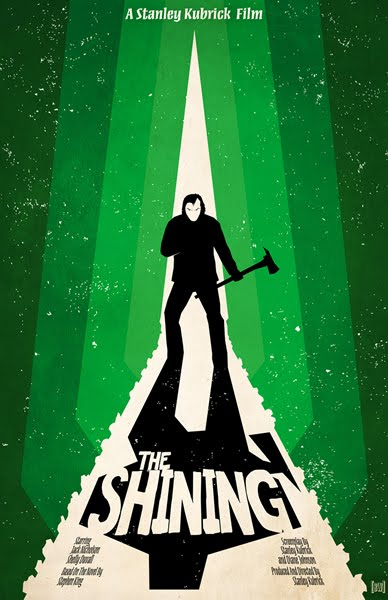 The Shining by Ben Whitesell