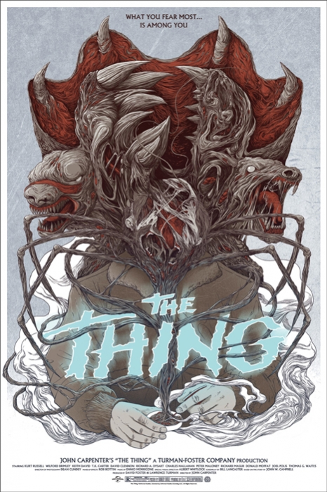 The Thing by Randy Ortiz
