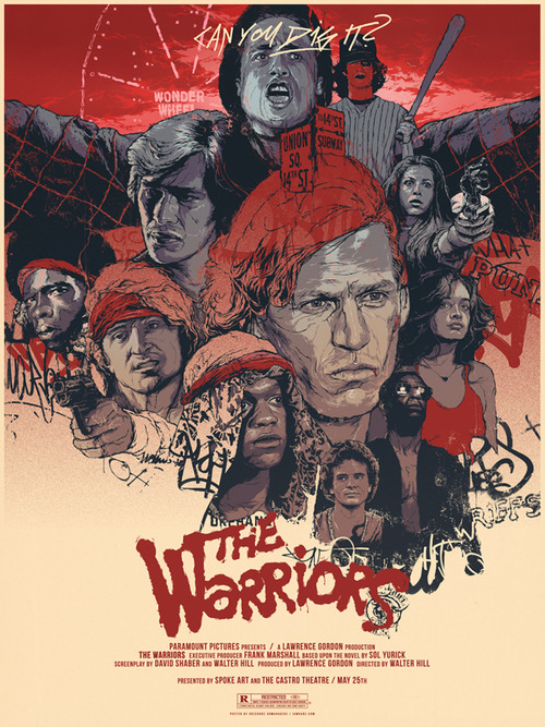 The Warriors by Grzegorz Domaradzki