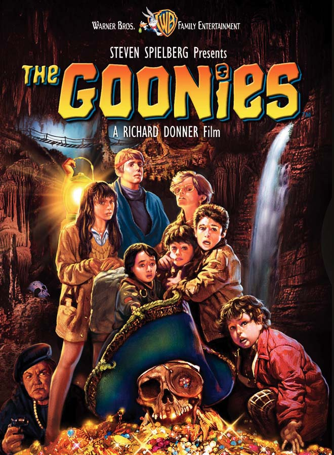 the Goonies-poster