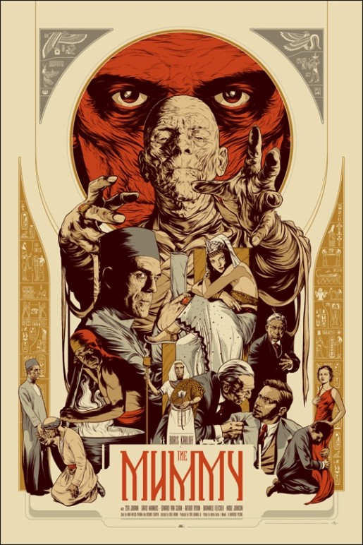 the-mummy-by Martin Ansin
